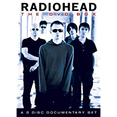 Radiohead- The DVD Box Unauthorized