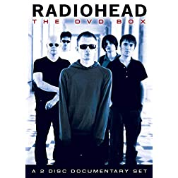 Radiohead- The DVD Box Unauthorized