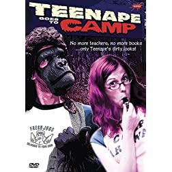 Teenape Goes To Camp