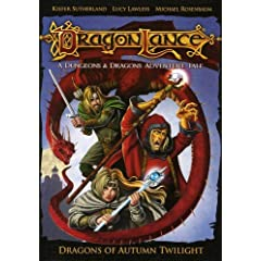 Dragonlance - Dragons Of The Autumn Twilight
