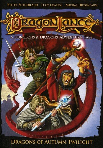 Dragonlance - Dragons Of The Autumn Twilight