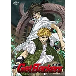 Get Backers Seasons 1-2