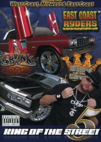 East Coast Ryders: King of the Street, Vol. 5
