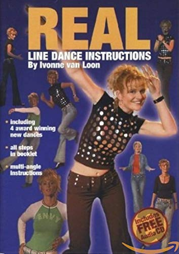 Real Line Dance Instructions