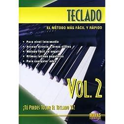 Teclado, Vol 2: ¡Tú Puedes Tocar El Teclado Ya! (Spanish Language Edition) (DVD)