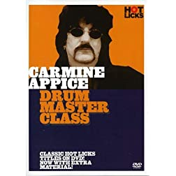 Carmine Appice: Drum Master Class