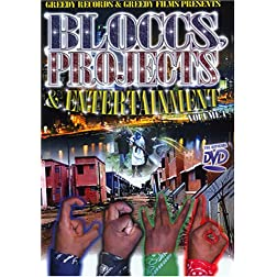 Bloccs, Projects and Entertainment