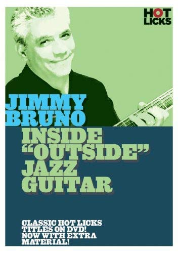 Jimmy Bruno: Inside Out Jazz Guitar