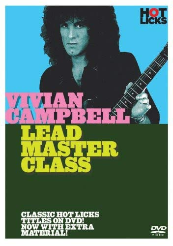 Vivian Campbell: Lead Master Class