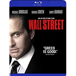 Wall Street [Blu-ray]