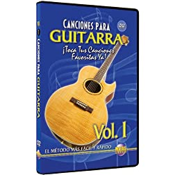 Canciones Para Guitarra 1