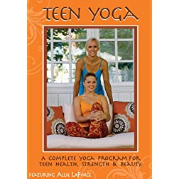 Teen Yoga