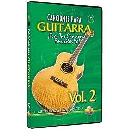 Canciones Para Guitarra 2