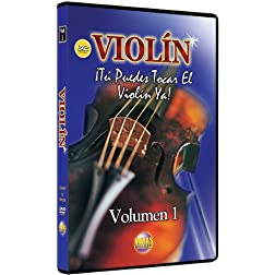Violin 1: Spanish Only You Can Play Violin Now 1