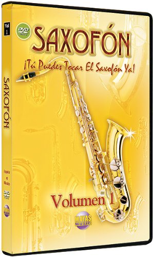 Saxofon 1: Spanish Only You Can Play Saxophone Now