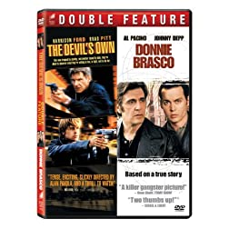 The Devil's Own & Donnie Brasco