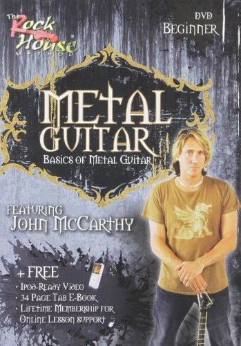 The Rock House Method: Metal Guitar - Beginner