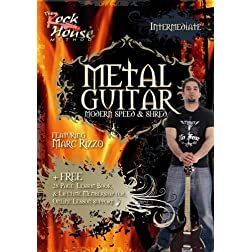 The Rock House Method: Metal Guitar - Intermediate