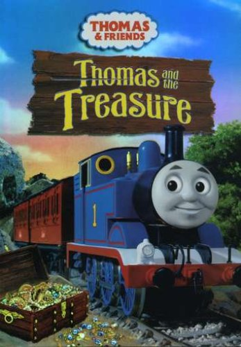 Thomas the Tank Engine: Thomas and the Treasure