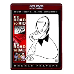 The Road To Rio / The Road To Bali (Double Feature) [HD DVD]