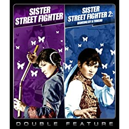 Sister Street Fighter / Sister Street Fighter II [Blu-ray]