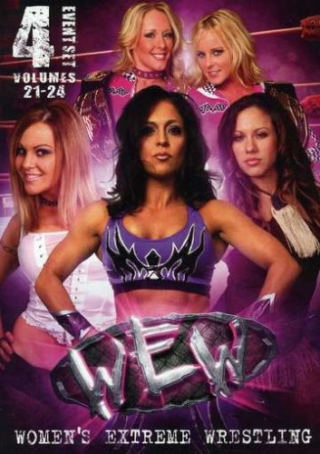 Women's Extreme Wrestling, Vol. 21-24