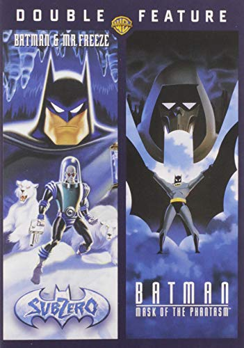 Batman & Mr. Freeze - SubZero / Batman: Mask of the Phantasm (Double Feature)