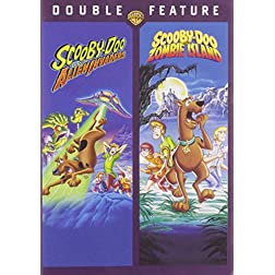 Scooby-Doo and the Alien Invaders / Scooby-Doo on Zombie Island (Double Feature)