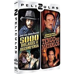 Dos Peliculas Mexicanas: 5000 Dolares de Recompensa/Tengo Que Matarlos
