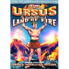Ursus in the Land of Fire/Ursus in the Valley of the Lions