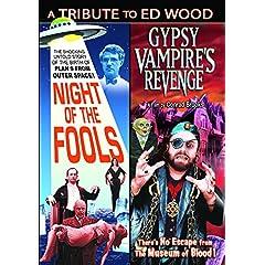 Night of the Fools/The Gypsy Vampire's Revenge