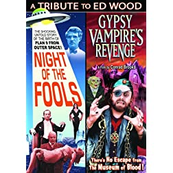 Night of the Fools/The Gypsy Vampire's Revenge