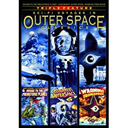 Voyage to the Prehistoric Planet/Assignment: Outer Space/Warning Fromspace