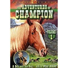 Adventures of Champion, Vol. 1