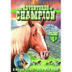 Adventures of Champion, Vol. 1
