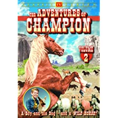 Adventures of Champion, Vol. 2