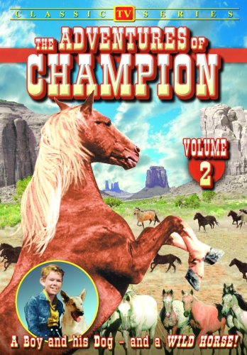 Adventures of Champion, Vol. 2