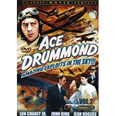 Ace Drummond, Vol. 1 and 2