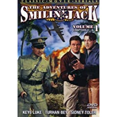 The Adventures of Smilin' Jack Vol. 1 and 2