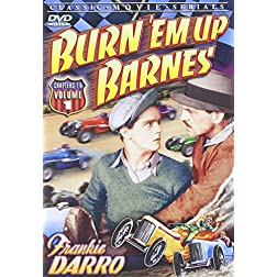 Burn 'Em Up Barnes, Vol. 1 and 2
