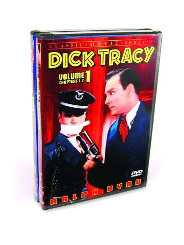 Dick Tracey, Vol. 1 and 2