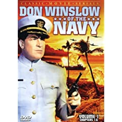 Don Winslow of the Navy, Vol. 1 and 2