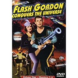 Flash Gordon Conquers the Universe, Vol. 1 and 2