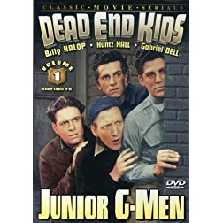 Junior G-Men, Vol. 1 and 2