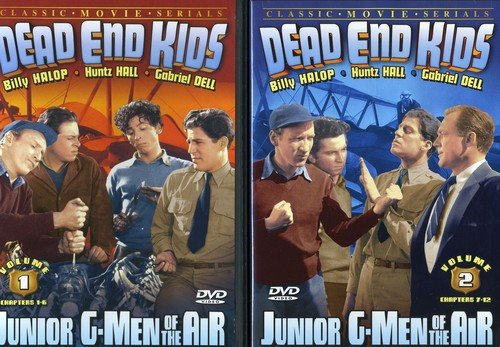Junior G-Men of the Air, Vol. 1 and 2