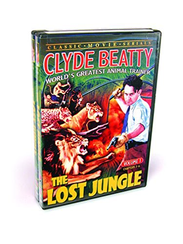 The Lost Jungle, Vol. 1 and 2