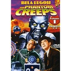 The Phantom Creeps, Vol. 1 and 2