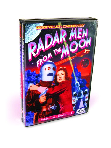 Radar Men from the Moon, Vol. 1 and 2