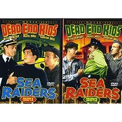 Sea Raiders, Vol. 1 and 2