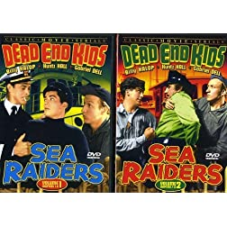Sea Raiders, Vol. 1 and 2